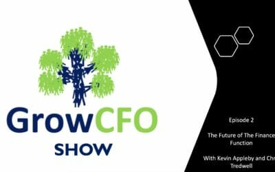 #2 Future of the Finance Function with Chris Tredwell