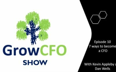 #10 7 ways to become a CFO with Dan Wells