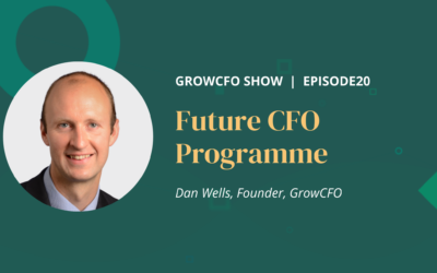 Future CFO Programme with Dan Wells