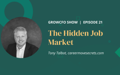 #21 The Hidden Job Market with Tony Talbot