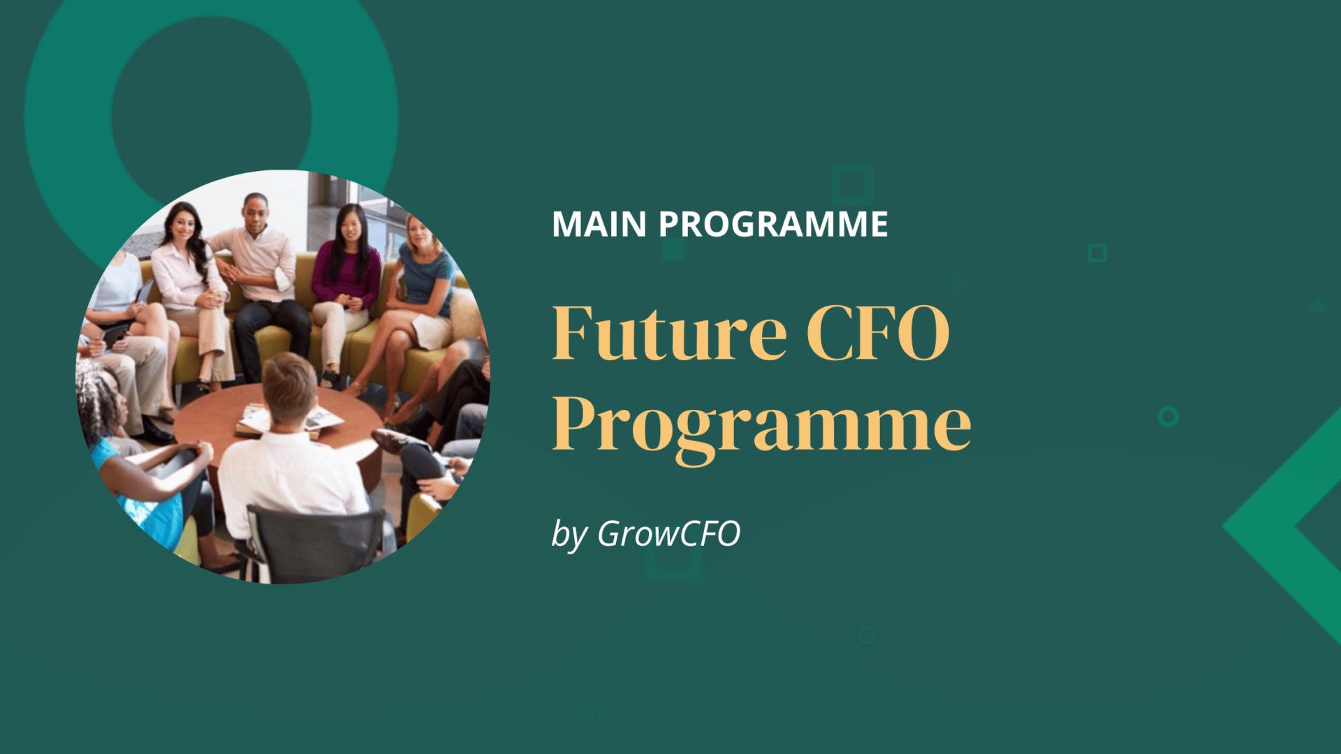 Future CFO Module overview