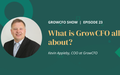 #23 What is GrowCFO all about? Find out more