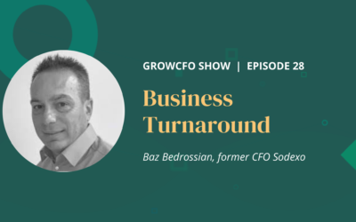 #28 Business turnaround with Baz Bedrossian