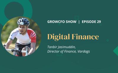 #29 Digital Finance with Tanbir Jasimuddin